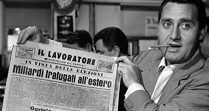 Alberto Sordi, Uma Vida Difícil (1961)